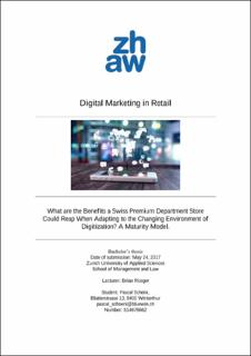 Digital marketing in retail schnipascalwpdfg fandeluxe Image collections