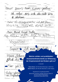 Welche validen und praktikablen Assessmentinstrumente zur Erfassung ...