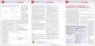 DLG Expertenwissen SENSORIK (Arbeitsblätter) : Statistische Methoden ...